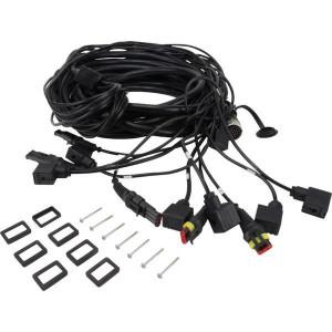 Reserveonderdelen en kabel voor Bravo 300S