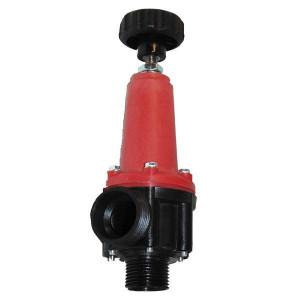 Polmac drukregel ventielen