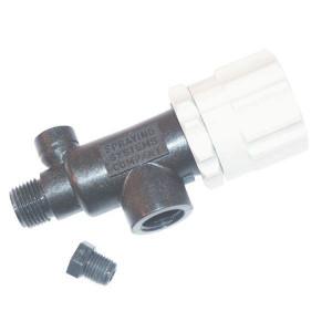 Teejet drukregel ventielen