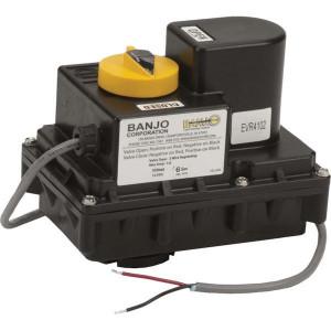 """Onderdelen voor Banjo elektrische 2-weg kogelkranen (met schroefdraadaansluiting 3/4"""", 1"""", 1 1/4"""")"""