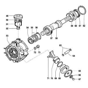 Onderdelen passend voor Comet APS 96