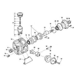 Onderdelen passend voor Comet BP 205 (K)