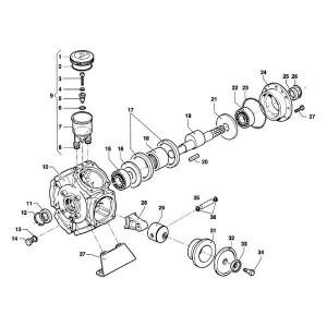 Onderdelen passend voor Comet BP 235 (K)