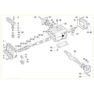 Onderdelen passend voor Comet YA65/75
