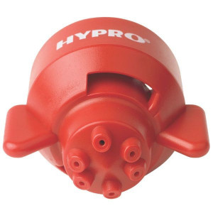 Hypro Fastcap ESI (FC-HESI) kunstmestdoppen met 6 gaten | 1 4 bar