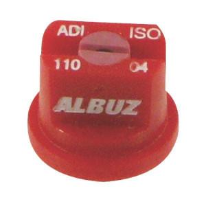 Albuz ADI keramische spleetdoppen 110° | 2 4 bar | 8 mm