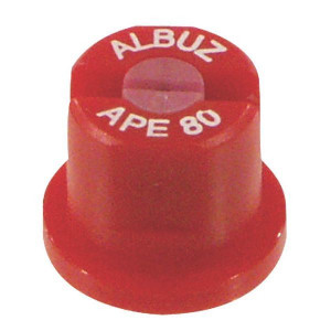 Albuz APE keramische spleetdoppen 80° | 2 4 bar | 11 mm
