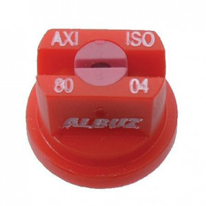 Albuz AXI keramische spleetdoppen 80° | 1,5 4 bar | 8 mm