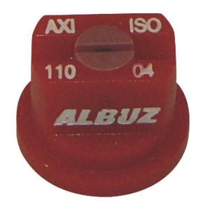 Albuz AXI keramische spleetdoppen 110° | 1,5 4 bar | 8 mm