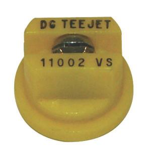 Teejet DG RVS spleetdoppen 110° | Zeer goede slijtvastheid | 2 5 bar | 8 mm