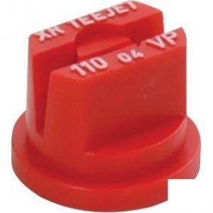 Teejet XR kunststof spleetdoppen 110° | Lage vervangingskosten | 1 4 bar | 8 mm