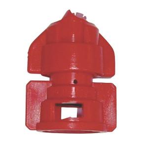 Agrotop TD HiSpeed kunststof/keramische dubbele vlakstraal venturi spleetdoppen 110° | 2 10 bar