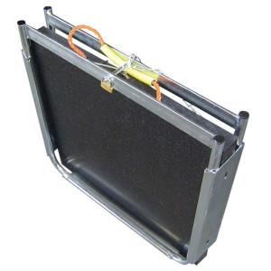 Stempelplaatbox enkel met plaat | UV-bestendig, Lichtgewicht