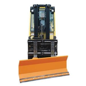 Sneeuwschuiver type SCH-L | Met frontladertanden | Snelle opname