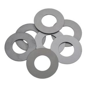 Opvulschijven- / passchijvensets | Materiaal: staal
