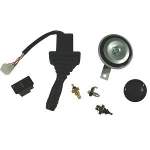 Schakelaars en elektrische componenten passend voor Hanix H24-A