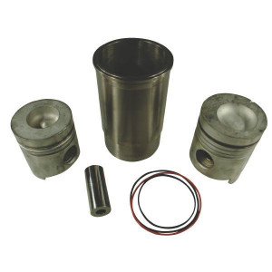 Cilinder-zuiger delen tot motornr. 9394516 passend voor JCB 3C/CX (A4.236)