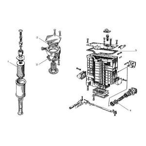 Hydrauliektank passend voor Belarus MTS 950/952