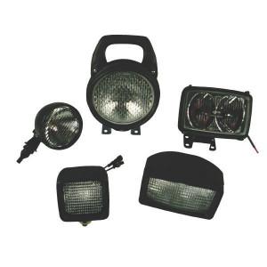 Werklampen passend voor Case IH C80