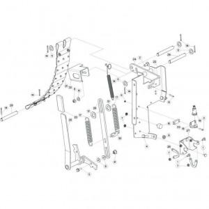 030 Remmodule, vliegwiel passend voor DEUTZ-FAHR BIGMASTER 578