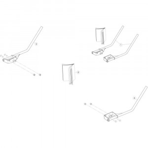 40 Ring plaat passend voor DEUTZ-FAHR CompacMaster