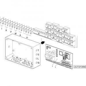 17 Besturingsbox Autoform passend voor DEUTZ-FAHR RB4.60 BalePack