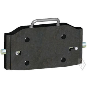 Adapterplaat passend voor New Holland T6.140