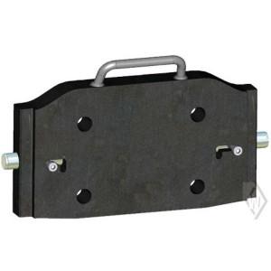 Adapterplaat passend voor New Holland T6.145