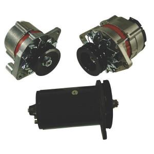 Elektrodelen motor passend voor New Holland T8.435 CVT
