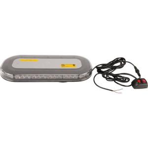 LED-lichtbalk, magneet