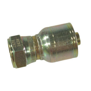 Perspilaar PF/DKR BSP wartel   O-ring afdichting   DIN ISO 228   60 °
