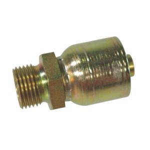 Perspilaar PN/AGR BSP uitwendig   ISO 228 / ISO 8434-6   -60 °