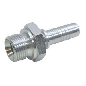 Perspilaar AQGR/AGR BSP uitwendig | ISO 228 / ISO 8434-6 | -60 °