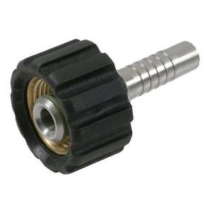 Perspilaar HD 260-... + wartel voor HD-reiniger | Staal met kunststof ring. | Verzinkt