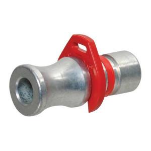 Afsluitplug blind Typ 723 | 360 graden draaibaar | Spanningsloze beweging
