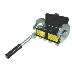 8-voudig type 2P808 | 8 Koppelingen DN12 | Polyurethaan \ PFTE | 250 bar | 350 bar