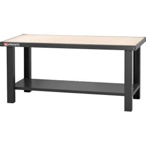 WB2000WA standaard werkbank met houten werkblad
