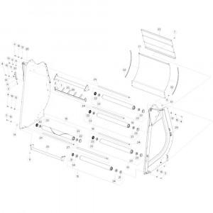 21 Kettingspanner passend voor KUHN VB2260