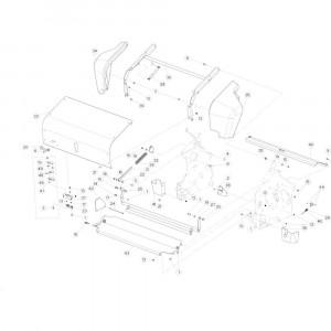 29 Netwikkelset passend voor KUHN VB2260