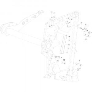 30 Steun sensor passend voor KUHN VB 2265