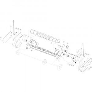 39 Opraper Optiflow passend voor KUHN VB 2290