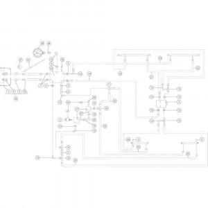 25 Hydraulische achterklep passend voor KUHN VB 2295