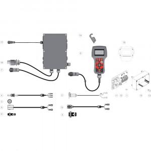 42 Elektrische regelaar passend voor KUHN FB119