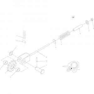 31 Spanner, ketting passend voor KUHN FB2121