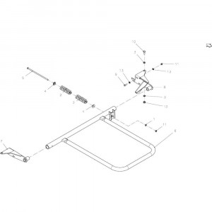 71 Balengoot passend voor KUHN FB2135