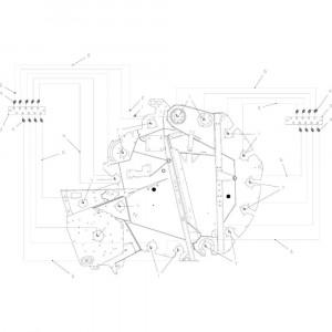 62 Smeersysteem, handmatig passend voor KUHN FB2135