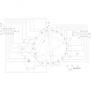 48 Smeersysteem handmatig passend voor KUHN FB3130