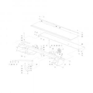 62 Touwbindsysteem passend voor KUHN FB3130