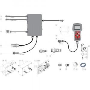 47 Elektrische regelaar passend voor KUHN FB3130