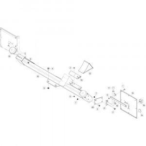 11 Verlichting, voorzijde 1 passend voor KUHN GF10802T